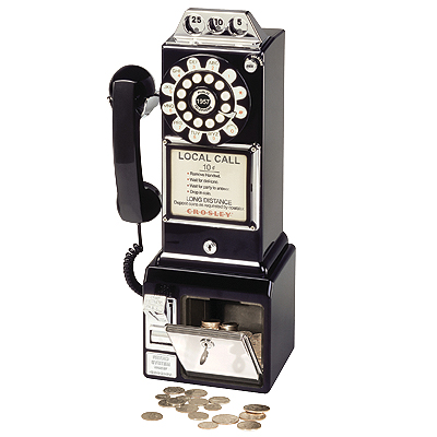 Coin Telephone Reproduction