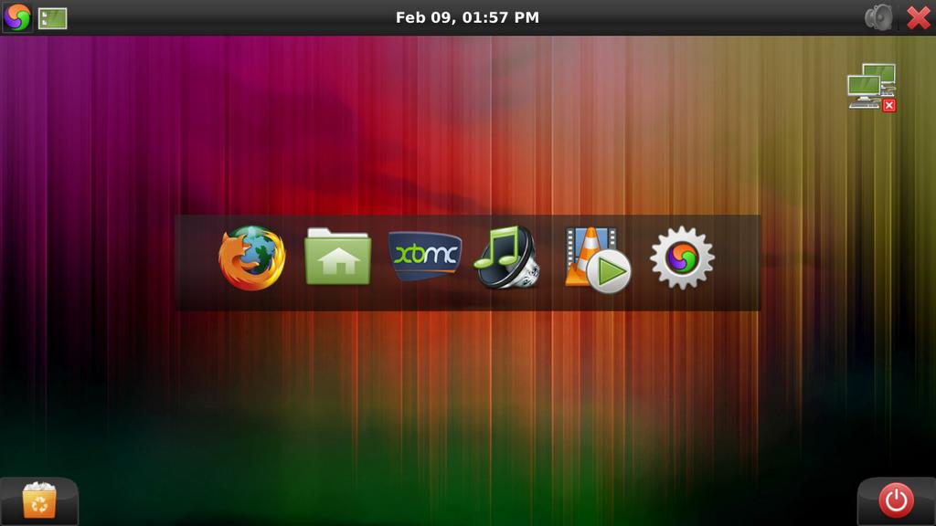 Element OS screenshot