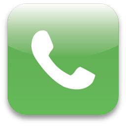Phone icon - right click and copy image