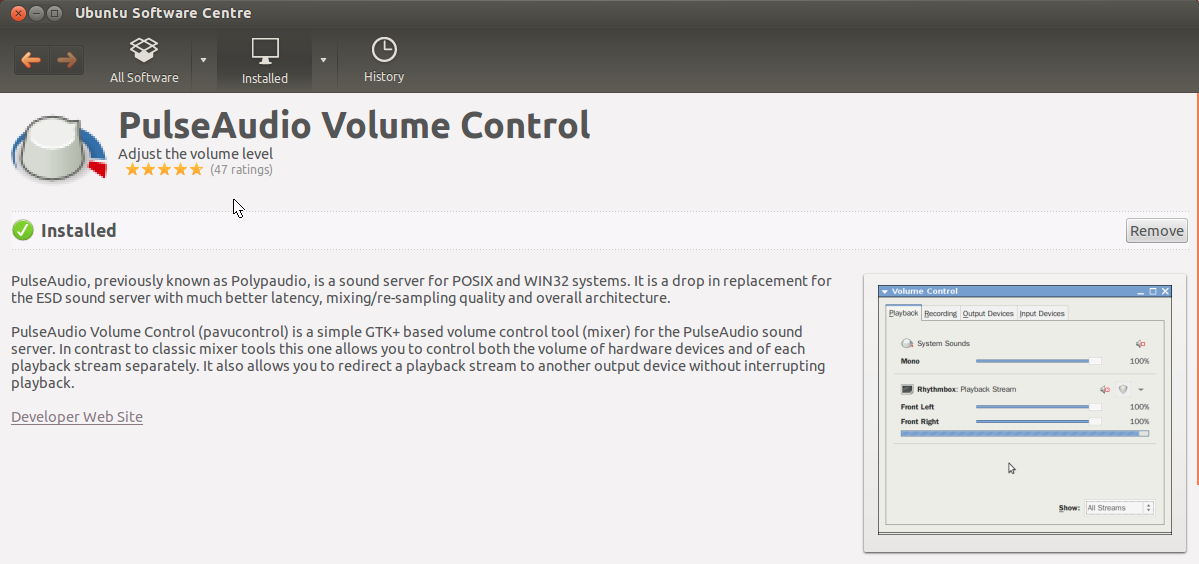 This is what you need to install to make 5.1 channel sound work in XBMC Gotham under Linux